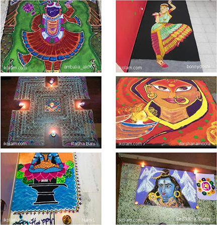 Diwali rangoli contest entries - contest.jpg
