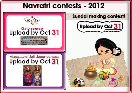 Sundal making contest