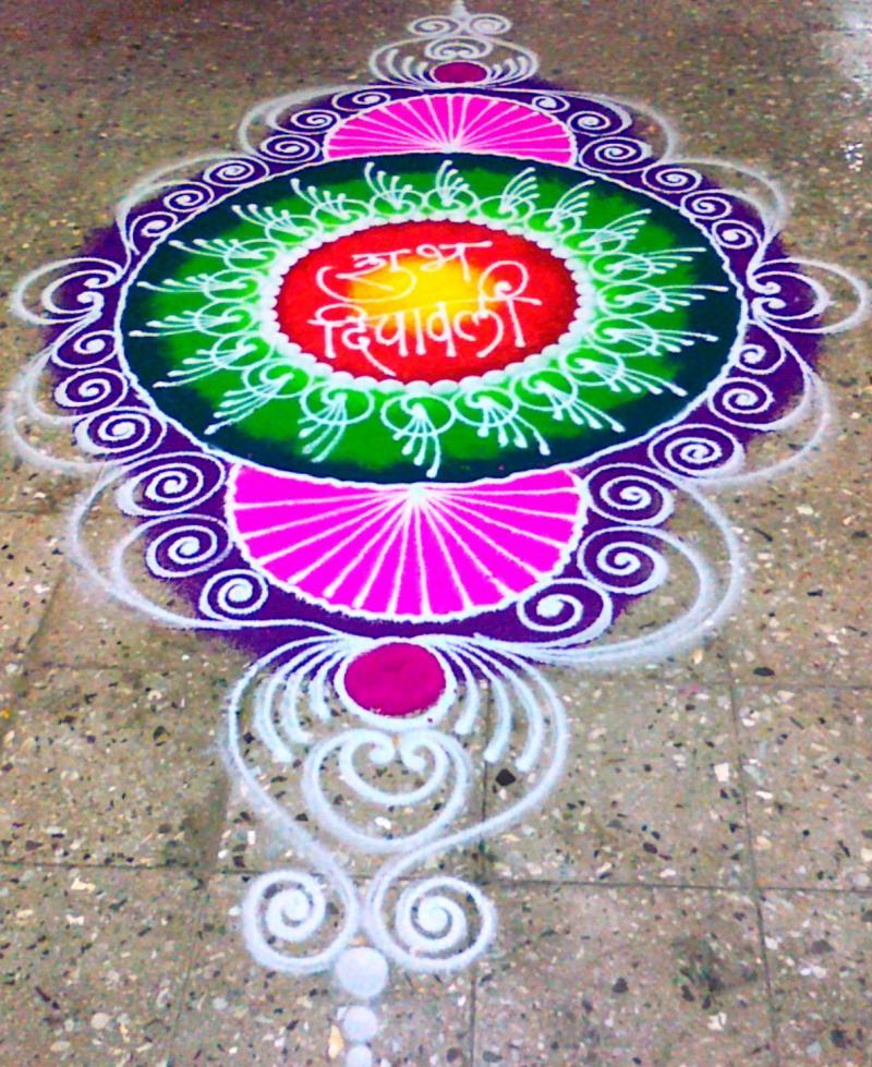 rangoli sanskar bharti diwali rangoli regular wwwikolamcom