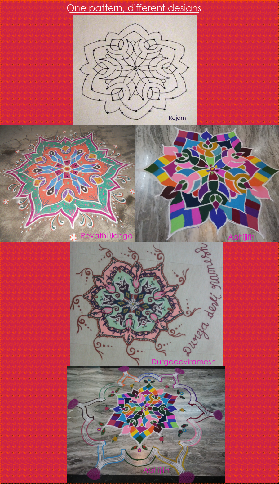 One pattern, different designs - rajam.png
