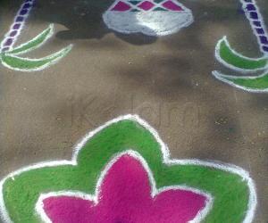 Rangoli: Jaya TV Pongal Kolam Competition