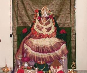 Rangoli: The Varamahalakshmi Pooja