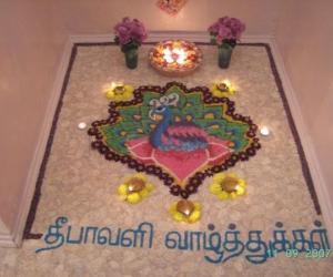 Rangoli: Diwali 2007