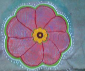 Rangoli: MARGAZHI FLOWER