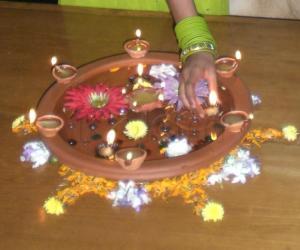 Diwali lamp (sharu)