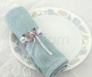 Rangoli: napkin ring