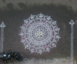 Margazhi Kolangal Dated 18/12/2009