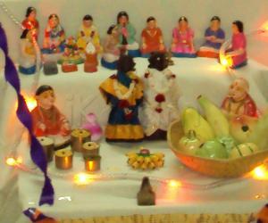 Golu Marapachi Doll
