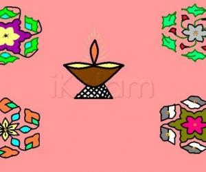 Simple Kolams