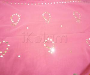 Rangoli: Mirror Work Saree