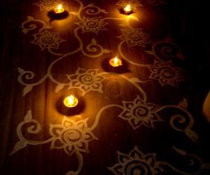 Rangoli: diwali 2006 (2)