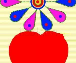 Rangoli: My HEART
