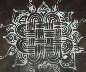 Rangoli: Diwali special :)