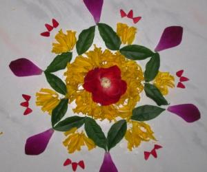 Rangoli: For You Rani