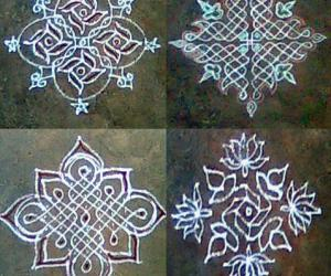 Collage-dotted-rangoli