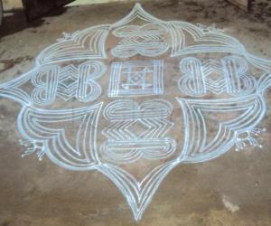 Rangoli: Navarathri Special - IV
