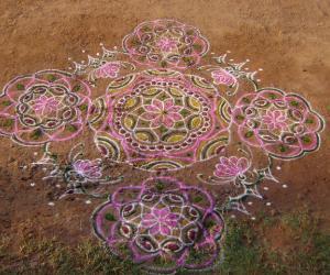 Rangoli: Rama Navami special