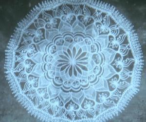 fusion lace doily