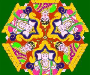 Happy Gowri Ganesha Chathurthi