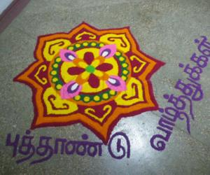 ~Tamil new year 2010~