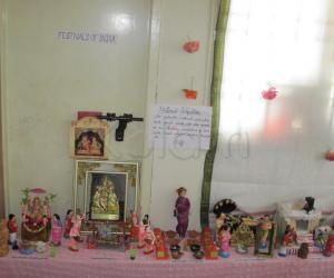 Rangoli: golu photos