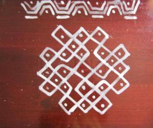 Rangoli: Favorite Kolam
