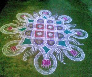 Rangoli: Navarathri Special - I