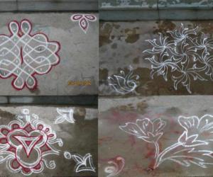 Rangoli: Kutties -3