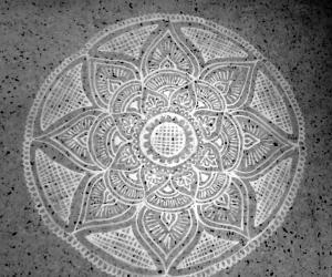 free hand lotus (4)