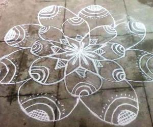 Rangoli: rangoli without dots