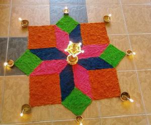 Rangoli: Lights