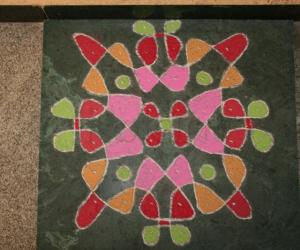 Rangoli: Fun with Dots