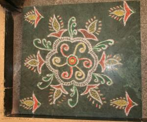 Rangoli: Enlighten Us
