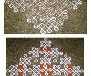Rangoli: Tamil new year kolams