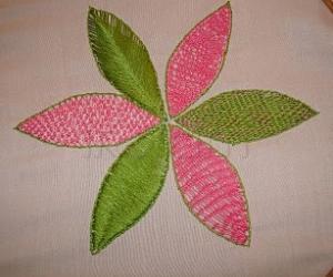 Rangoli: Flower Rangoli(E.kolam).