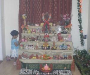 Rangoli: Golu 2006