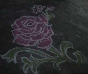 Rangoli: Pretty Rose
