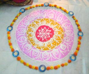 Another Rangoli