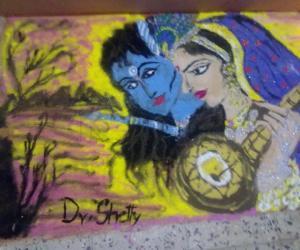 Radha -krishna