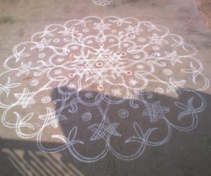 Marghazhi Kolam 2