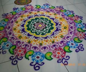 Rangoli: Bannada loka (world of colours)- contest
