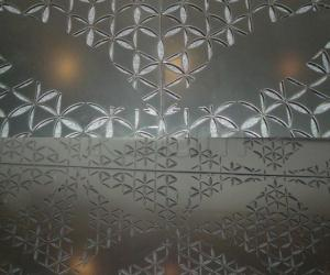 Rangoli: Wall designs in Burj Khalifa