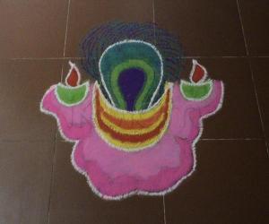 Rangoli: Diwali 2010