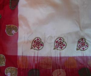 Saree Embroidery