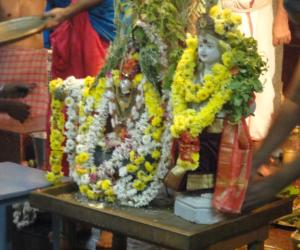 uthana dwadashi or thulasi damodhara  vivaha