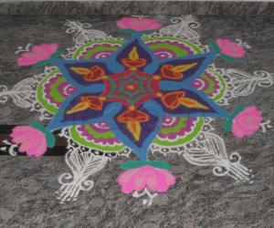 Diwali contest 2010