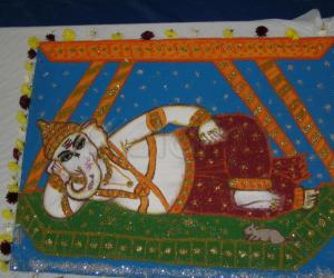 Rangoli: Ganesha for Diwali contest!
