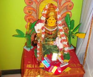 Rangoli: Golu Competition 2010