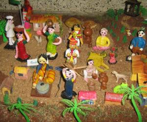 Rangoli: my golu sujatha ganesh 2010