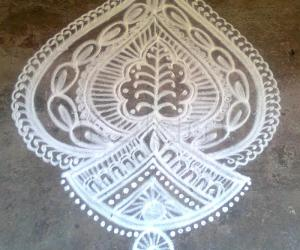 margazhi special rangoli